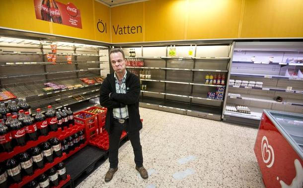 Nyinflyttade p Hyltevgen, Gullbrandstorp   unam.net