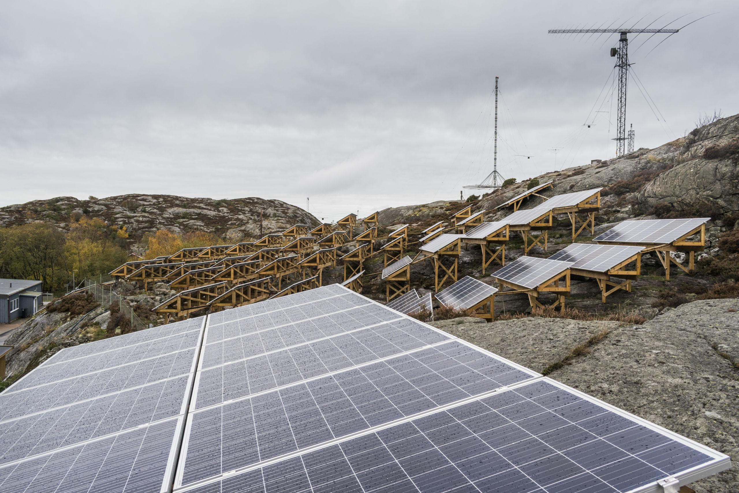 Stort intresse för solceller i Halland