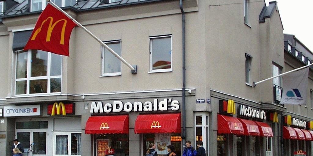 Halmstad Mcdonalds