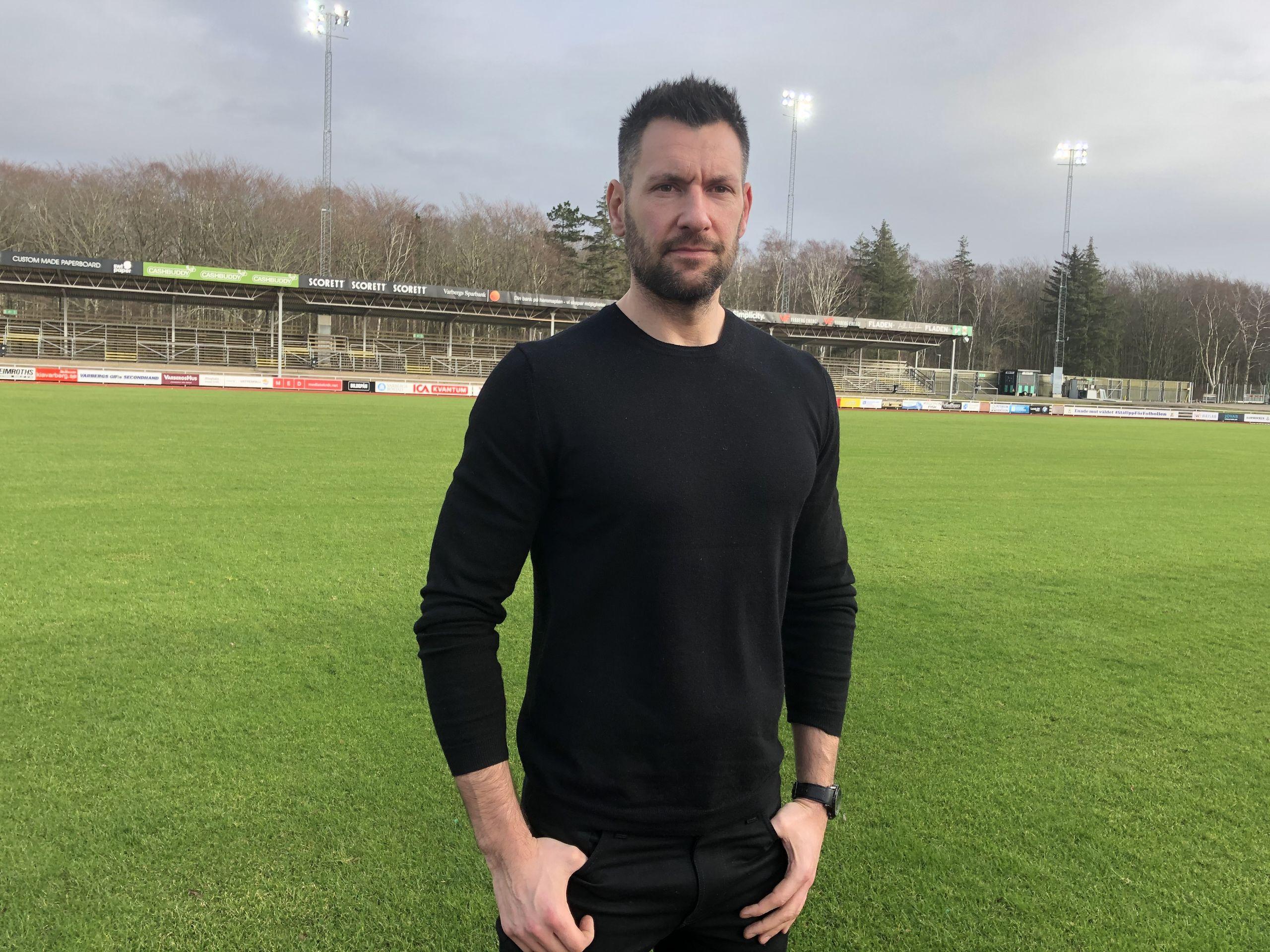 Förre HBK-profilen Stojan Lukic klar för Varbergs Bois