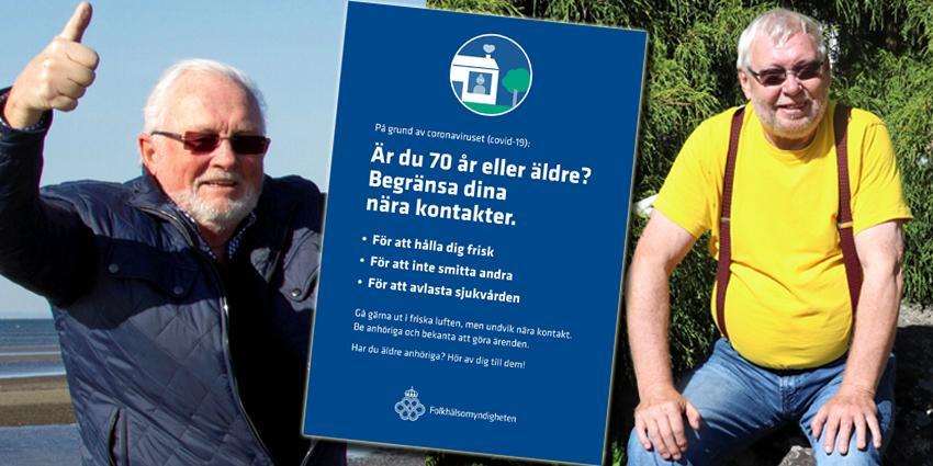 Aldre Politiker Nonchalerar Uppmaning Att Stanna Hemma Hallandsposten