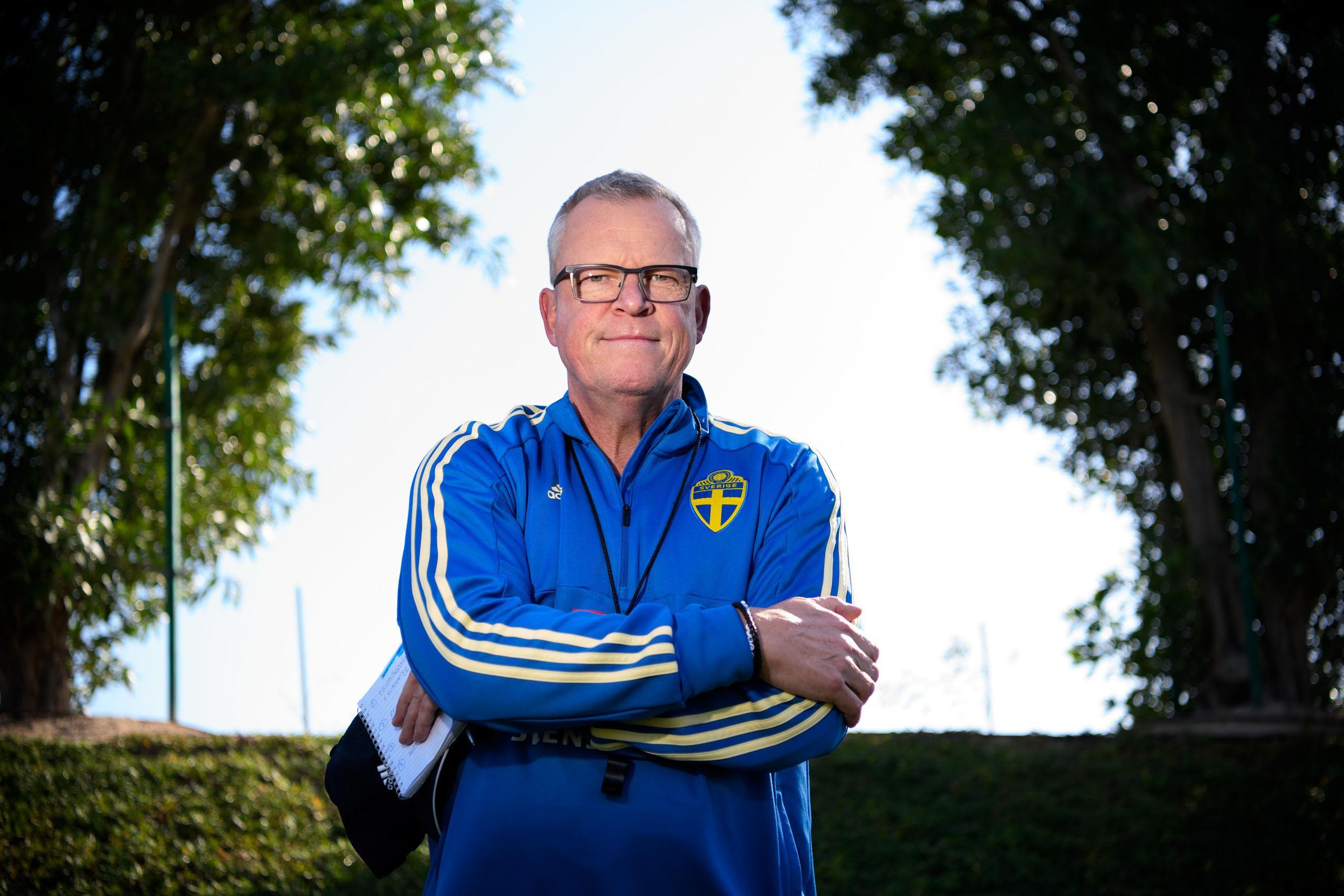 Många HBK:are i Jan Anderssons drömelva
