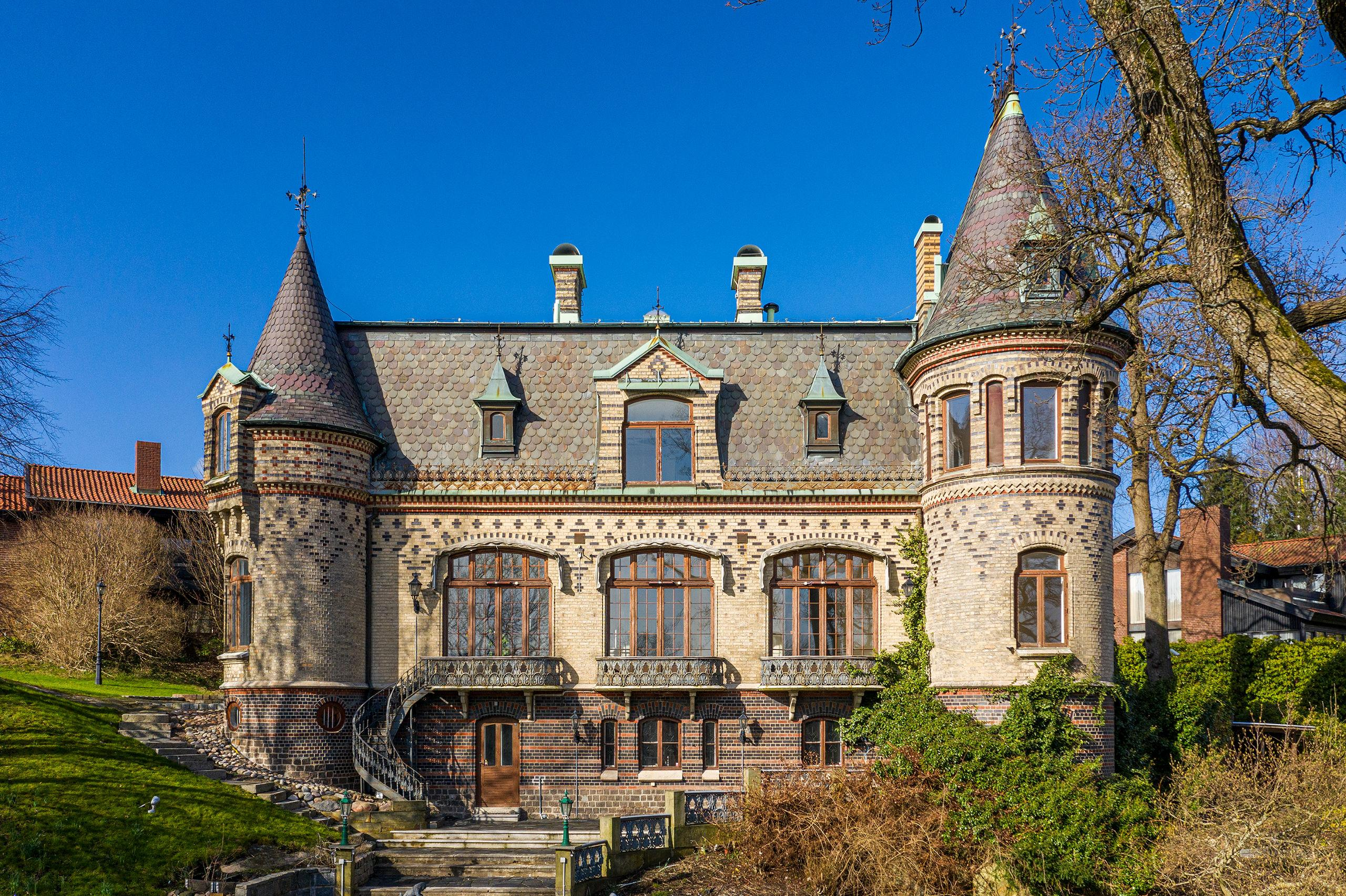Bostaden Wilhelmsberg i Örgryte är till salu