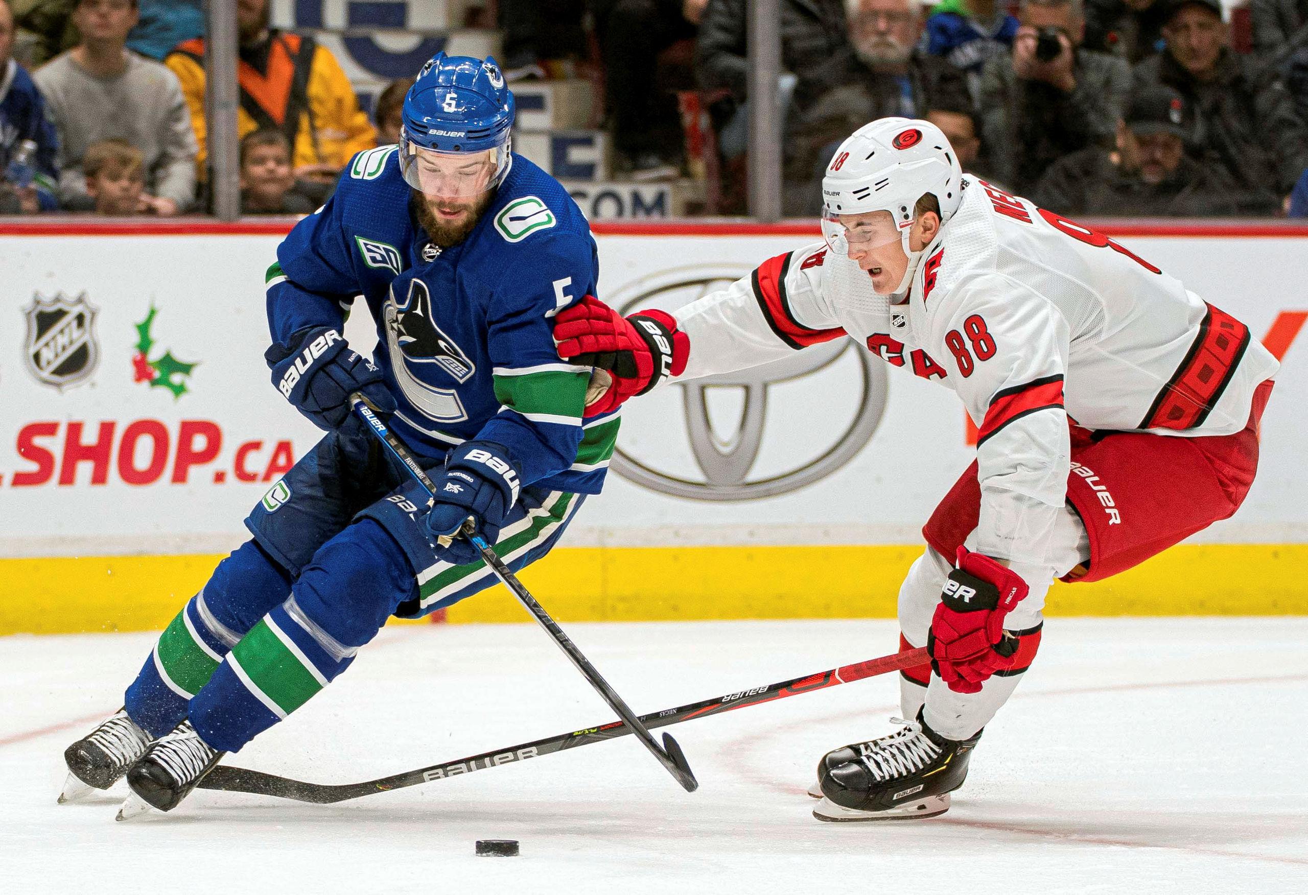 Oscar Fantenberg lättad över NHL:s besked om spel
