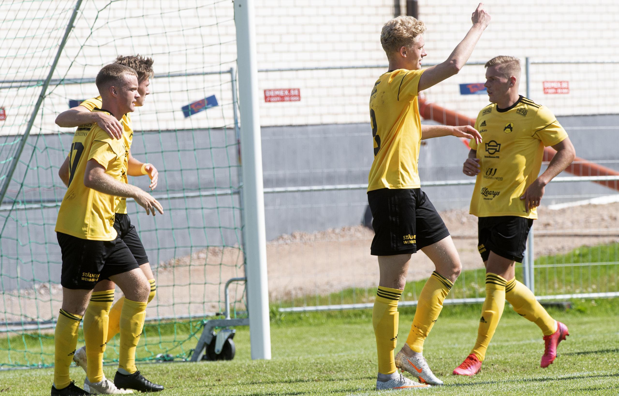 TV: Straffsituationer i fokus när Astrio kryssade mot Gnosjö - se höjdpunkterna från matchen