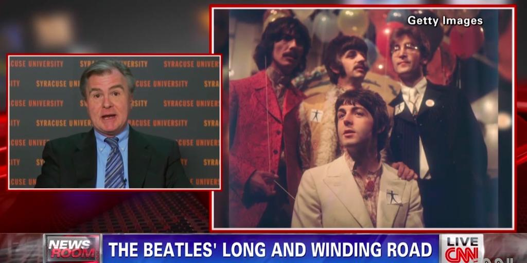 Beatles får en Lifetime Achivement Award