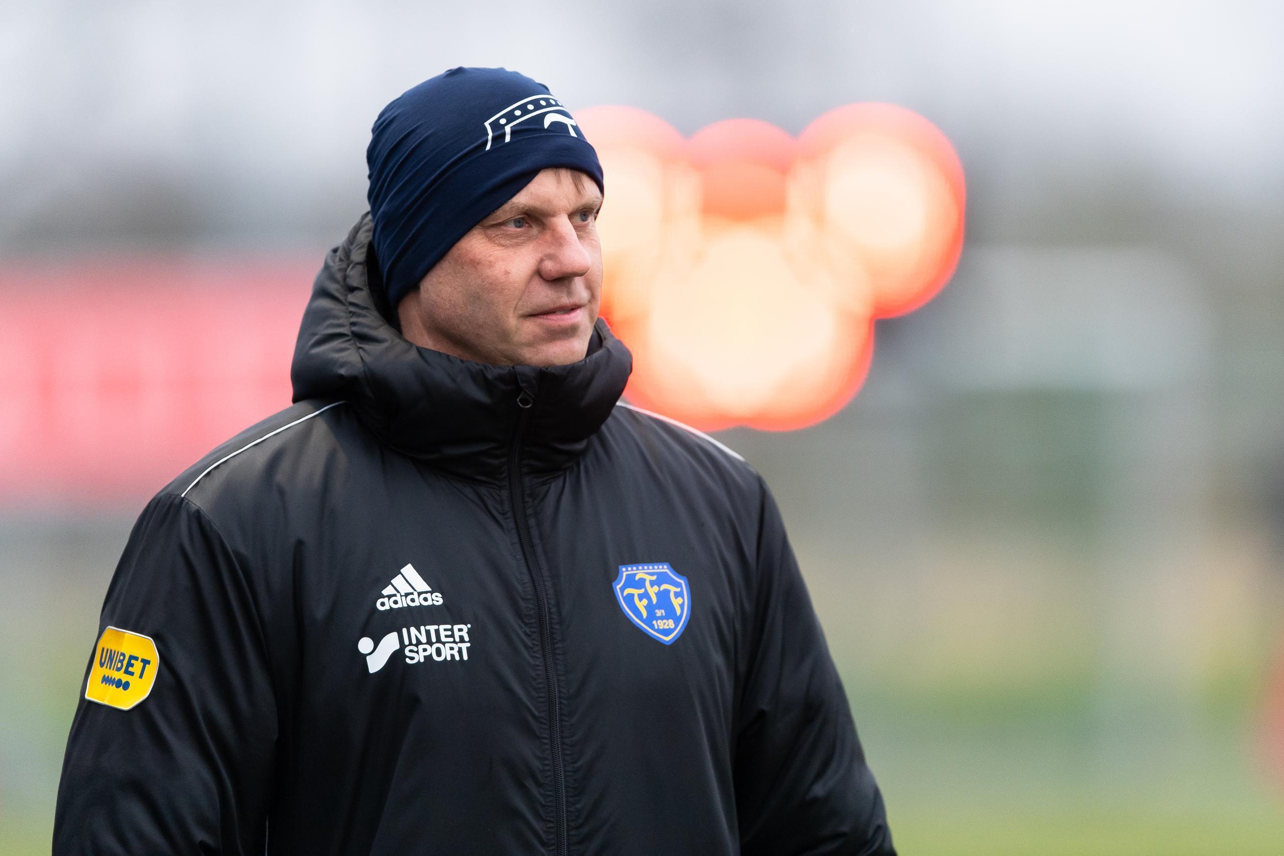Falkenbergs Hasse Eklund coronapositiv – hoppas ändå kunna leda laget mot Öster
