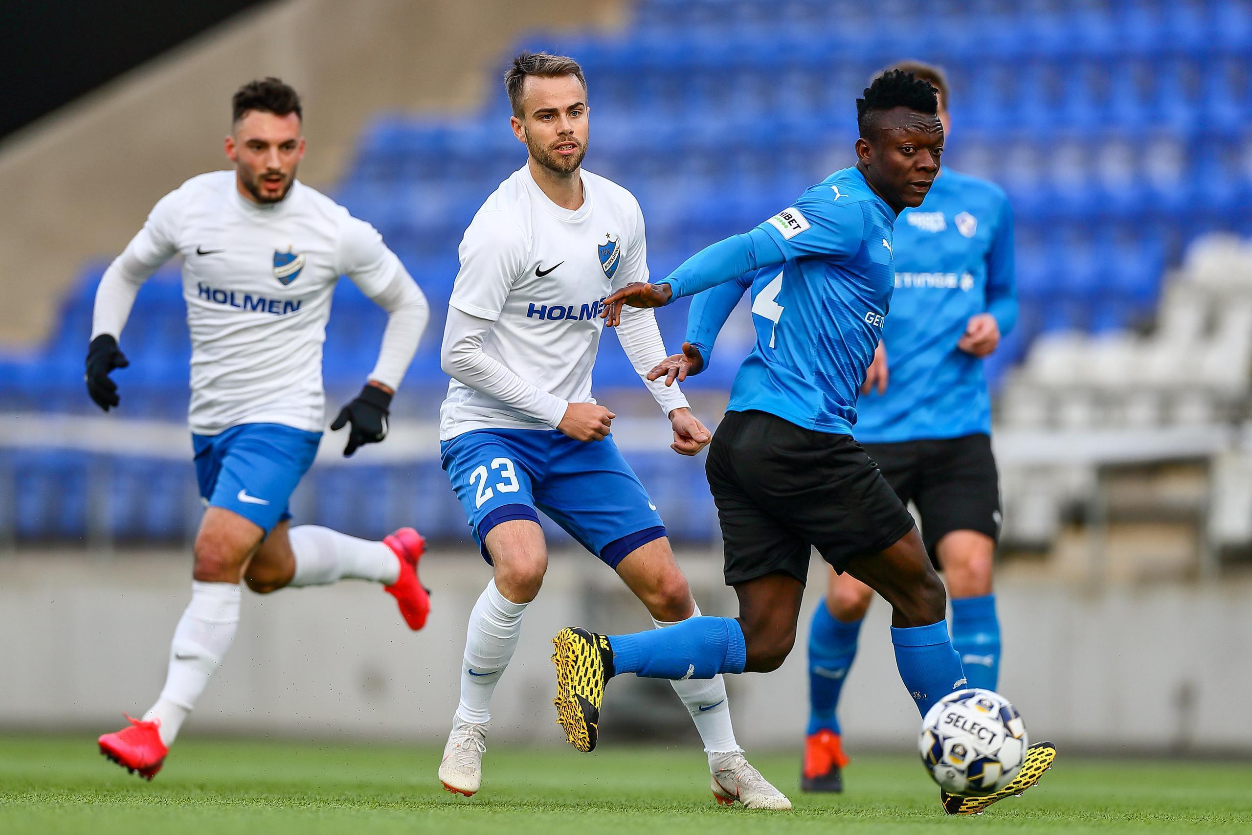 MATCHDAGS: Så ska HBK stoppa IFK Norrköpings offensiv