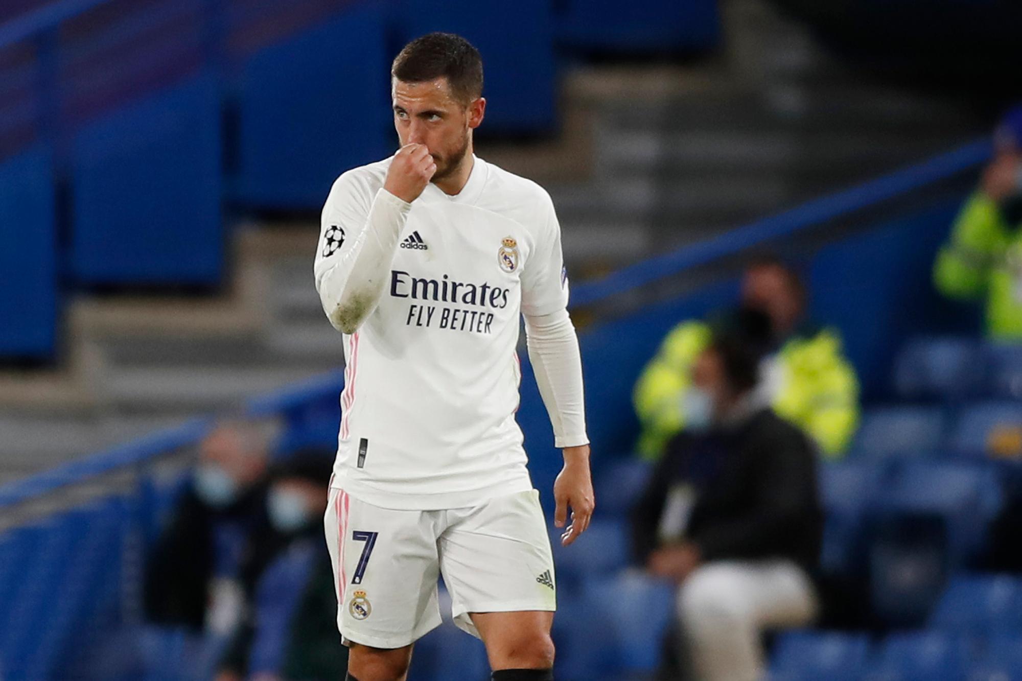 """Zidane: """"Hazard har bett om ursäkt"""""""
