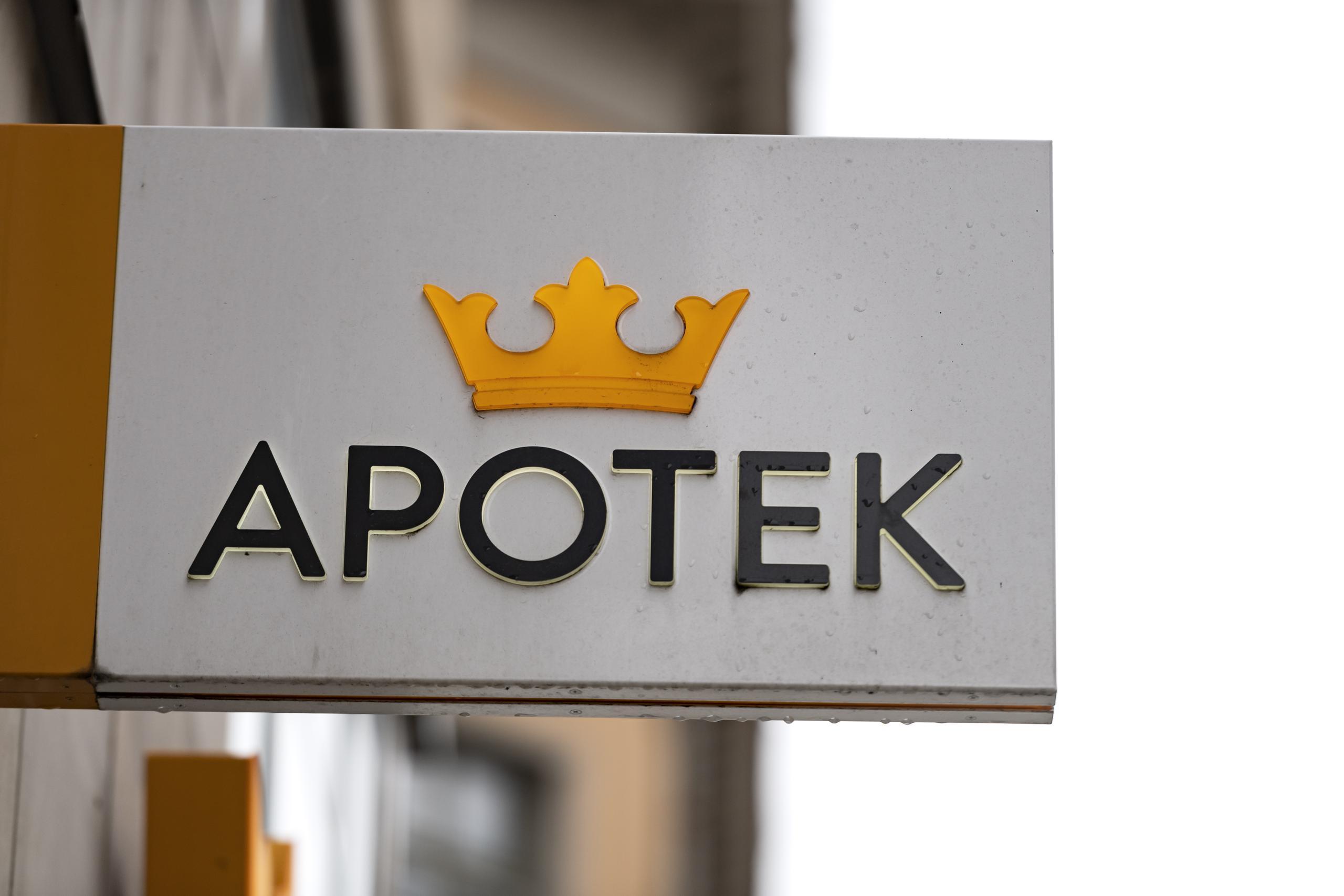 Kronans Apotek lämnar Halmstad city