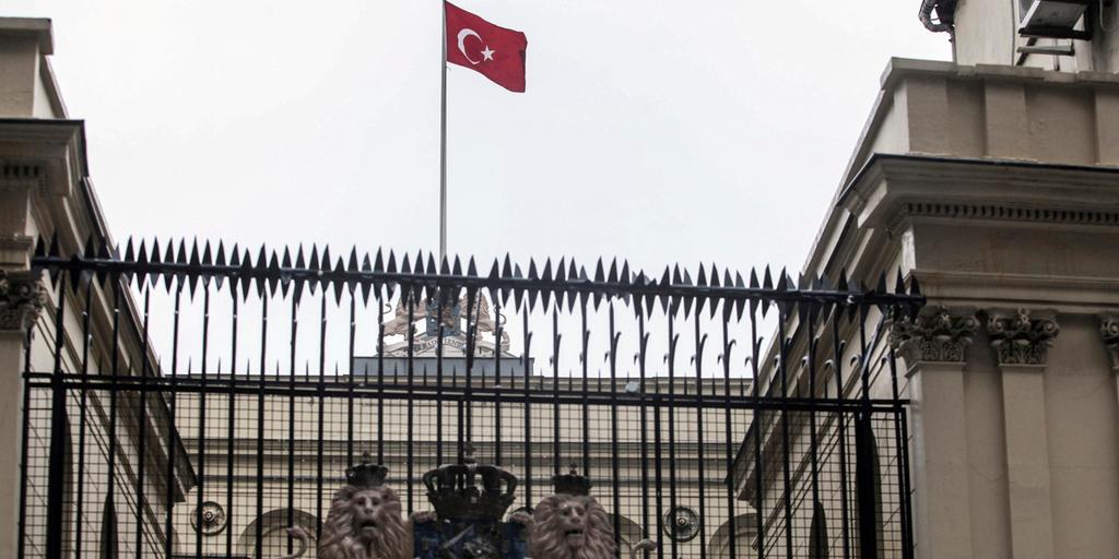 Nederlanderna Pausar Samtal Med Turkiet Hallandsposten