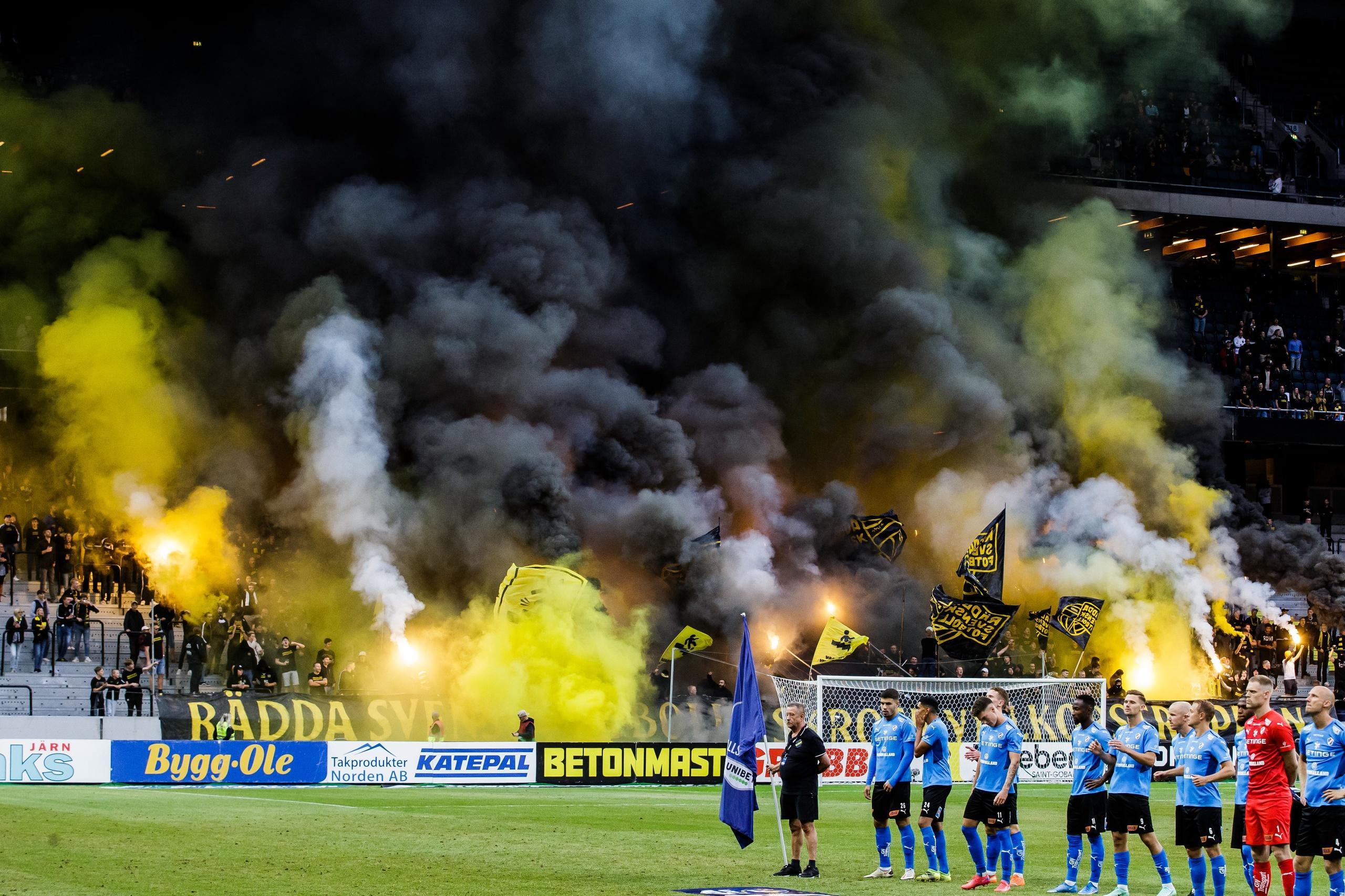 Liverapport: Så var det allsvenska mötet mellan AIK och HBK