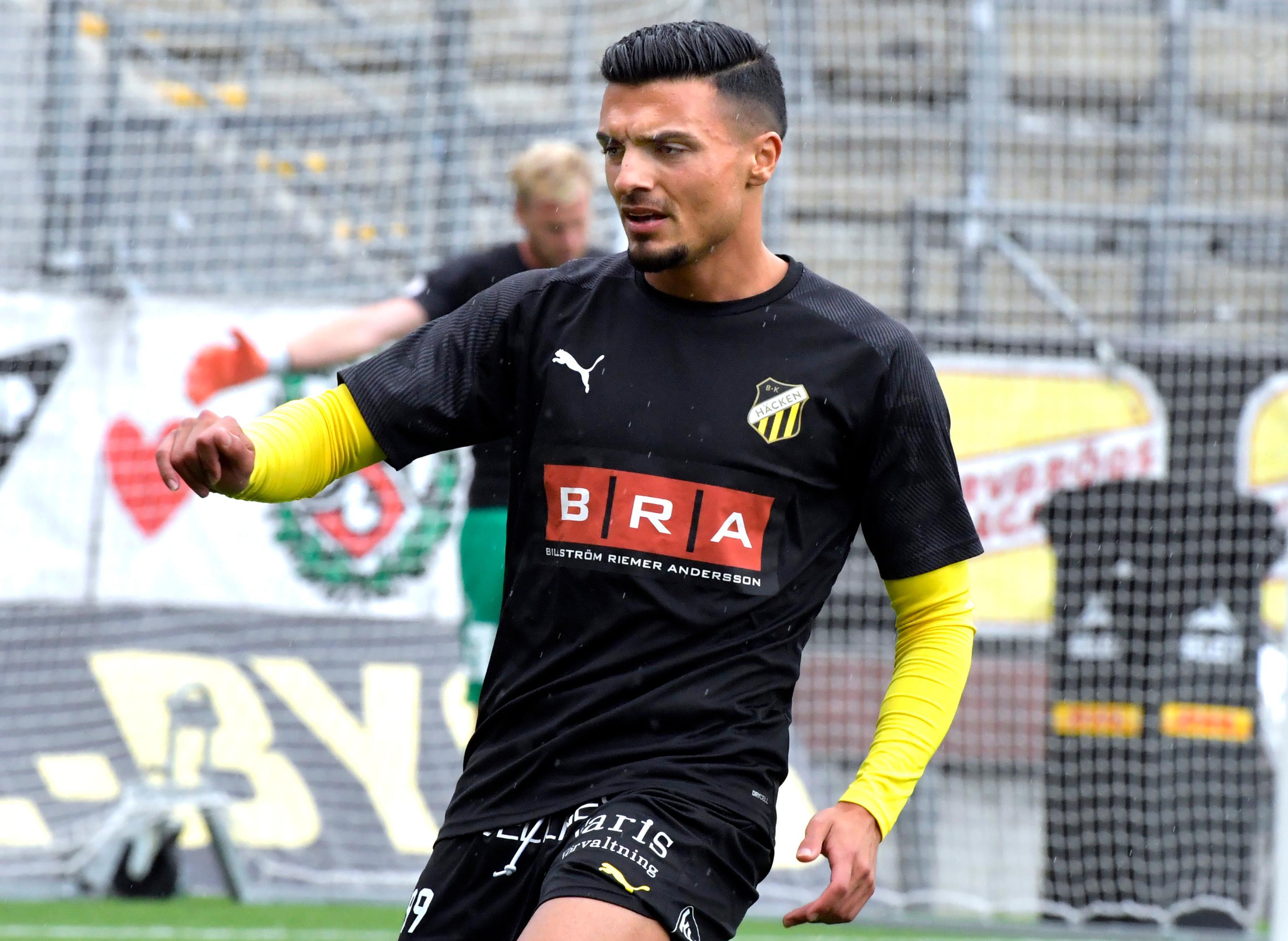 """Skadad Yasin tillbaka i Örebro: """"Tacksam"""""""