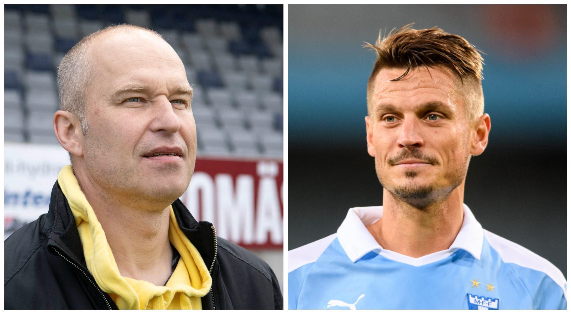 Rekord-Håkans krisråd till HBK: Ring Rosenberg