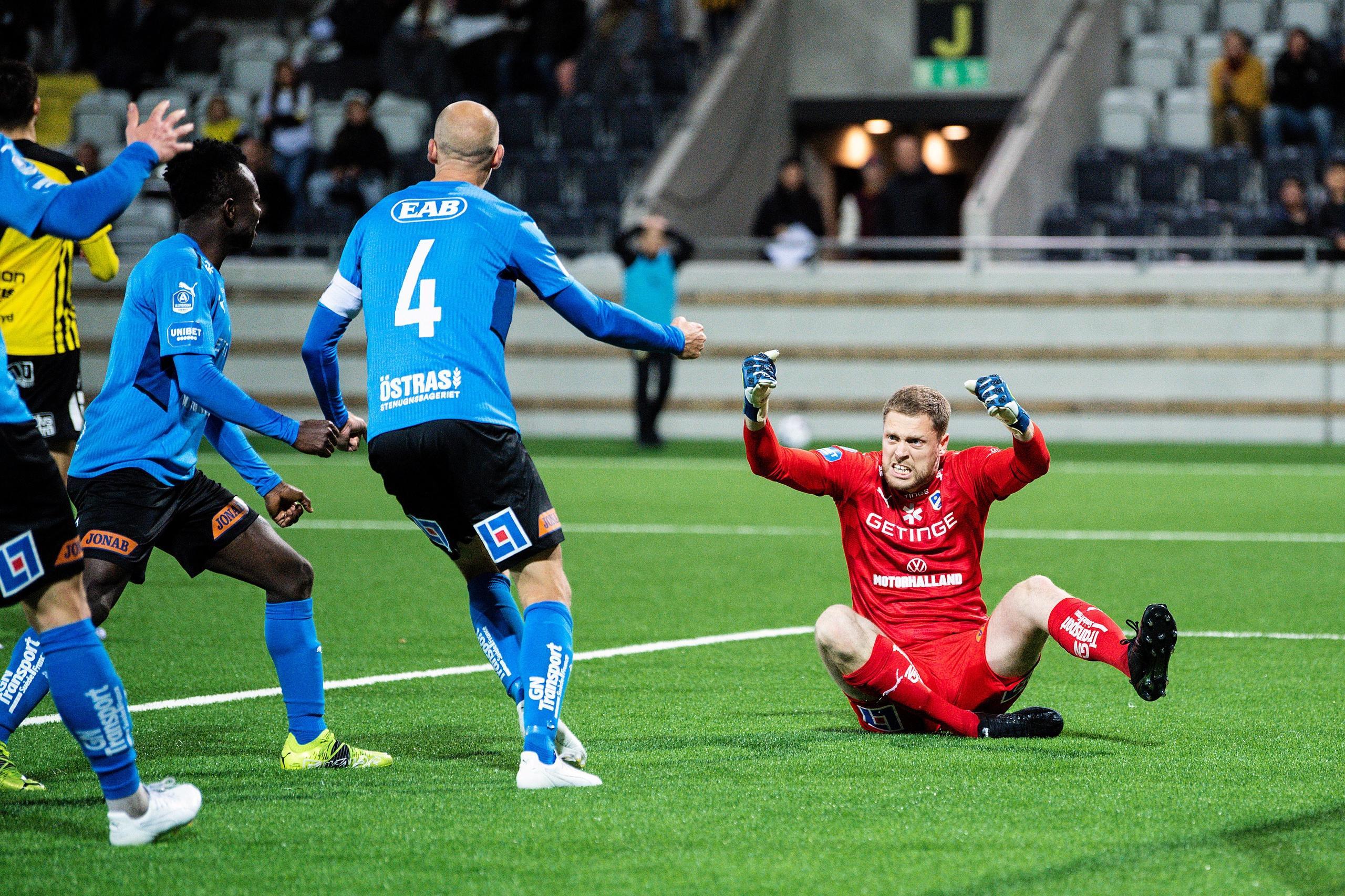 HBK-keepern stor matchhjälte – räddade tre poäng